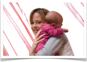 girl_baby_pink_Picture_Frame